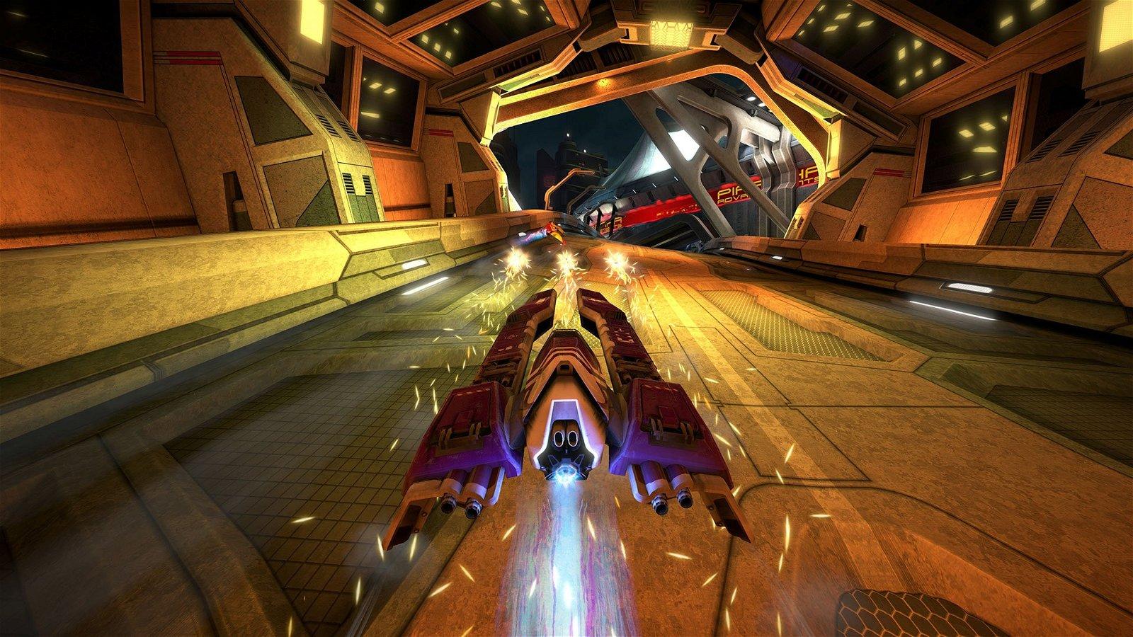 WipEout Omega Collection: Velocidad en alta definición