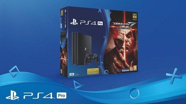 Tekken 7 y PlayStation 4 Pro preparan un pack para Europa