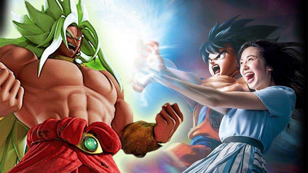 Dragon Ball Z revela la nueva transformación de Broly Super Saiyan God