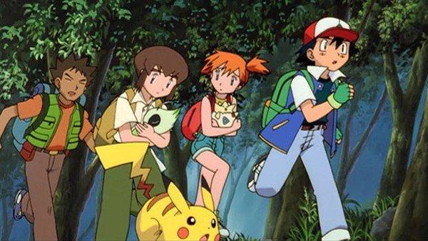 Pokémon: ¡Te elijo a ti! prescinde de Brock y Misty provocando una gran indignación