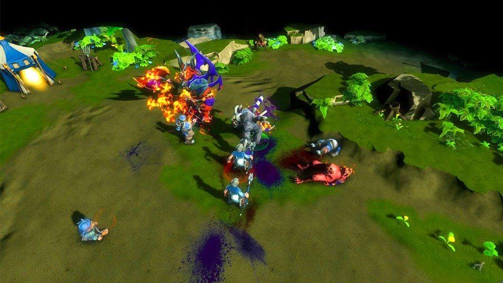 Dungeons 2 puede conseguirse gratis en Humble Store por tiempo limitado