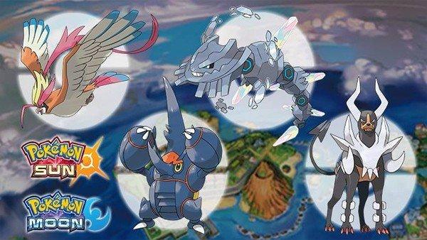 Pokémon Sol/Luna: Da inicio un nuevo evento para conseguir más Megapiedras