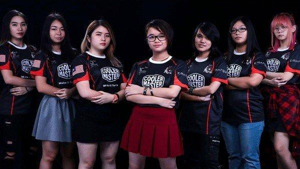 E-Sports: MTB-Valkyrie presenta el primer equipo de Overwatch compuesto en su totalidad por mujeres