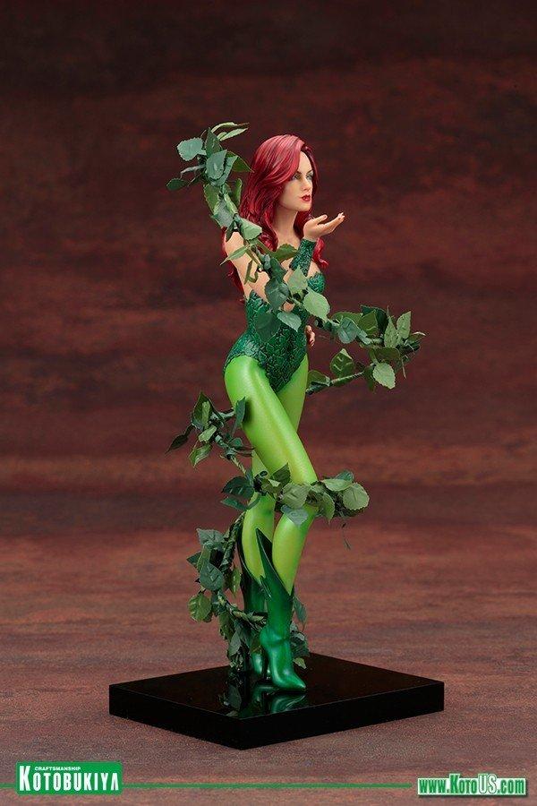 Hiedra Venenosa presenta una nueva figura con todo lujo de detalles