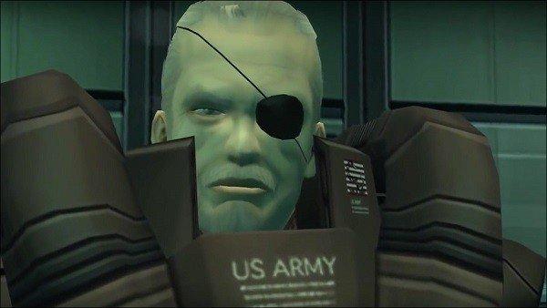Fallece John Cygan, Solidus Snake en Metal Gear Solid 2