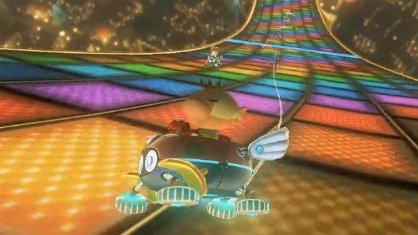 Mario Kart 8 introduce a Olimar con un mod