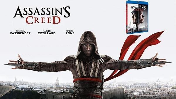 Assassin's Creed: Análisis de la edición en Blu-ray