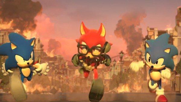 Sonic Forces incluirá un curioso editor de personajes