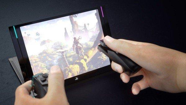 PlayStation: Presentan un modelo de consola de portátil basado en Nintendo Switch