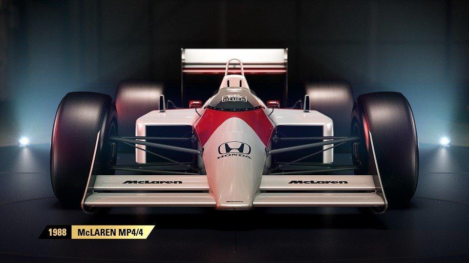 F1 2017 anuncia su fecha de lanzamiento y presenta sus novedades