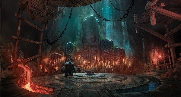 Darksiders 3 revela una galería de imágenes conceptuales