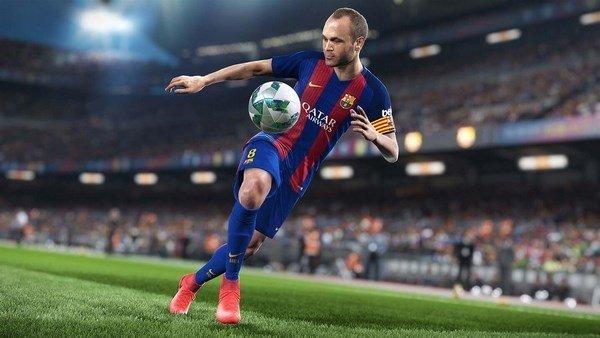 Konami cree que PES 2018 es mejor opción que FIFA 18