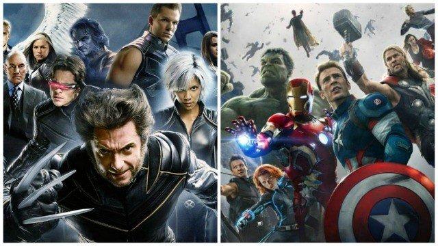 Marvel no descarta todavía juntar a los Vengadores y los X-Men en el cine