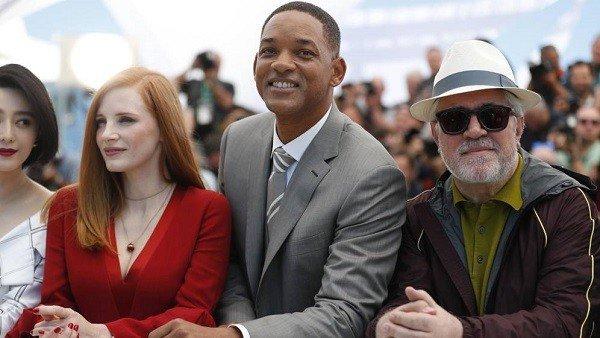 Netflix enfrenta al jurado de Cannes