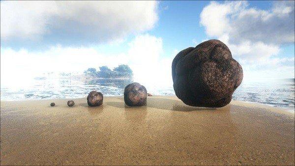 ARK: Survival Evolved posiblemente es el juego con mayor variedad de cacas