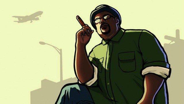 Grand Theft Auto: San Andreas: Alguien ha conseguido comer el pedido gigantesco de Big Smoke