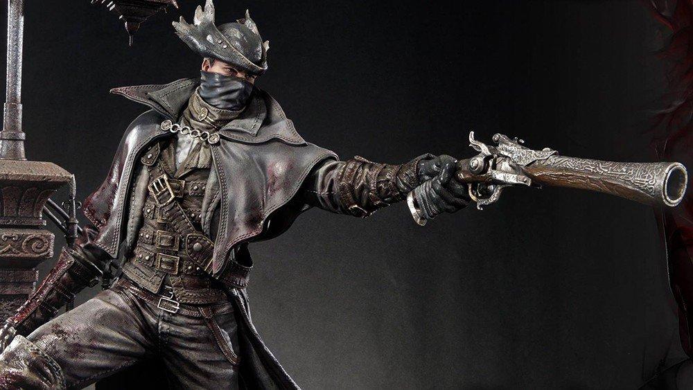 Bloodborne presenta una espectacular estatua del Cazador valorada en 800 dólares