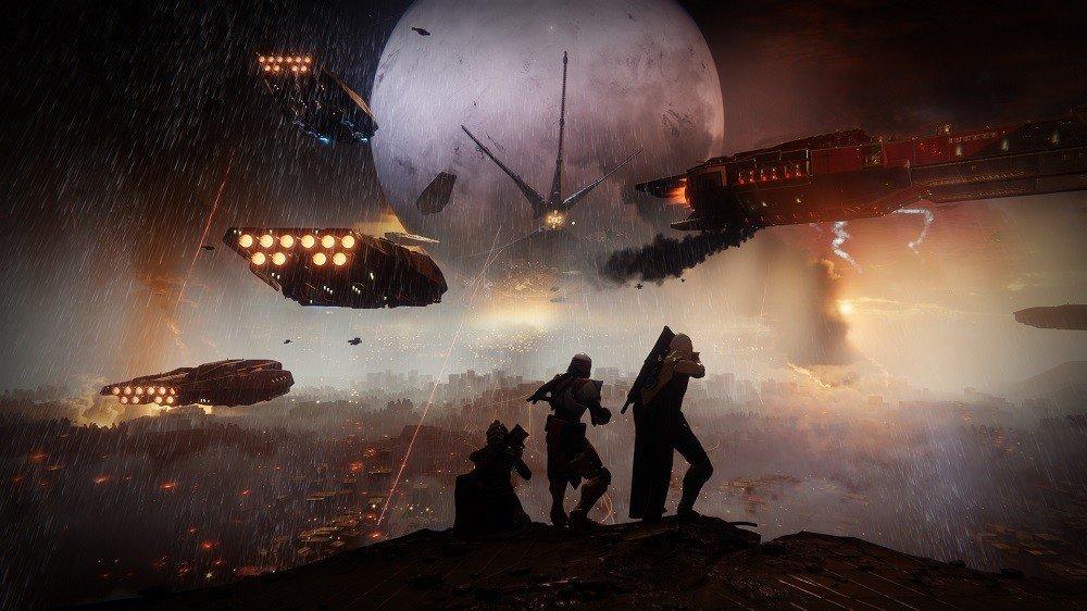Bungie ofrece nuevos detalles de la historia de Destiny 2