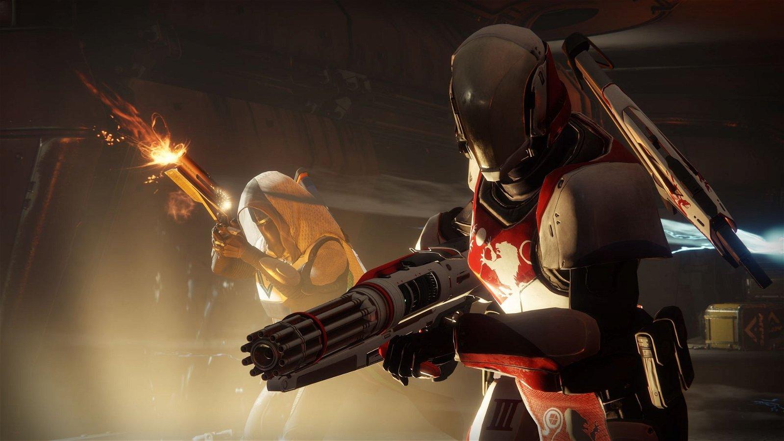 Destiny 2: Bungie explica la razón por la que no hay nuevas clases de personaje