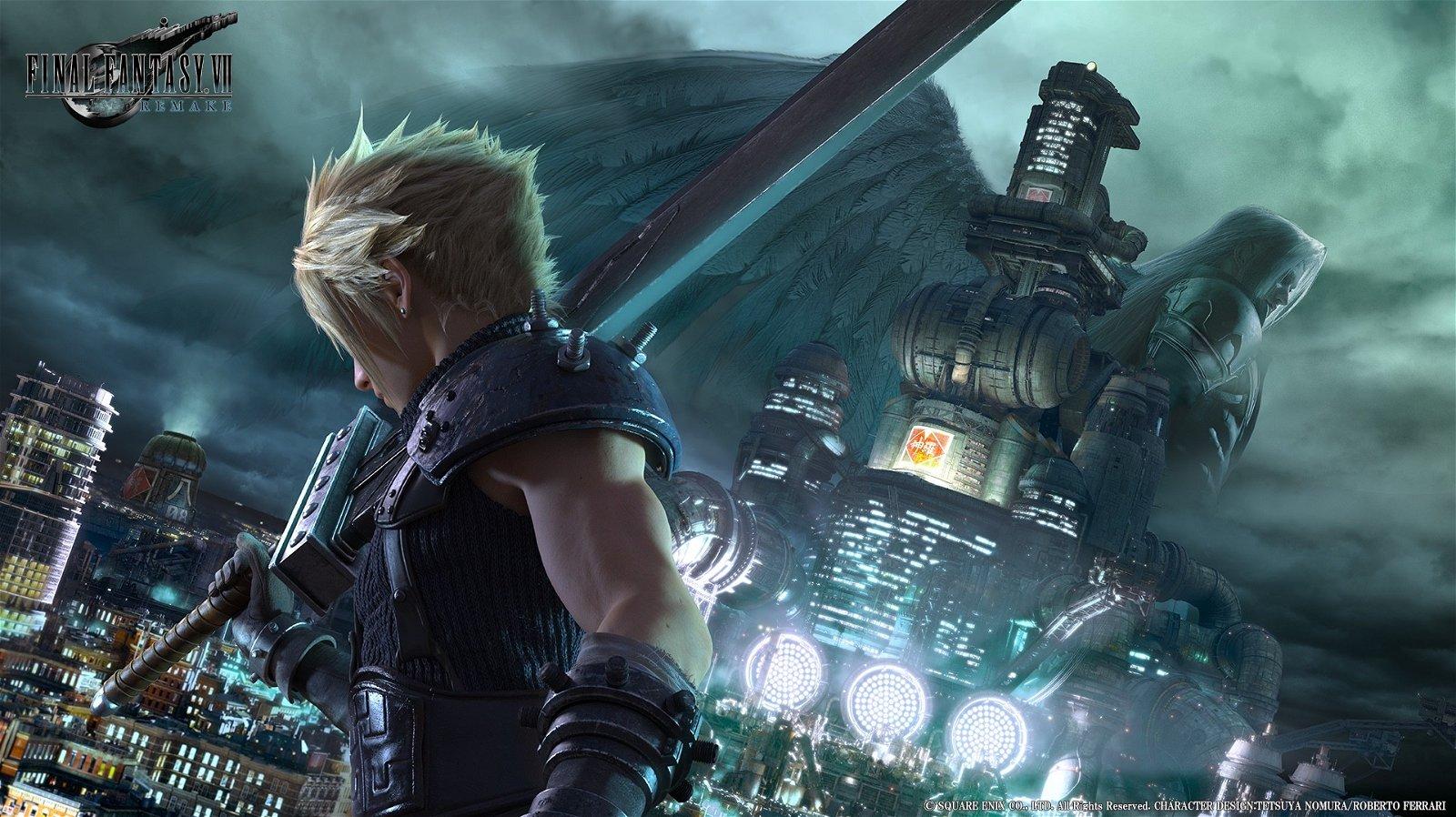 Final Fantasy VII Remake: Square Enix ofrece varios trabajos en su desarrollo