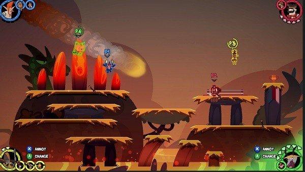 Made in Spain: Dynasty Feud, de PlayStation Talents, ya está a la venta