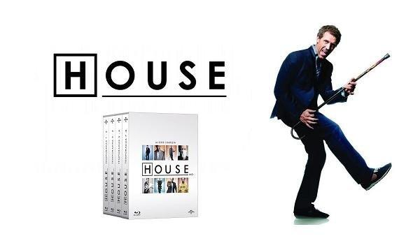 House: Análisis del Blu-ray de la serie completa