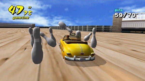 Crazy Taxi pasa a ser gratuito en móviles