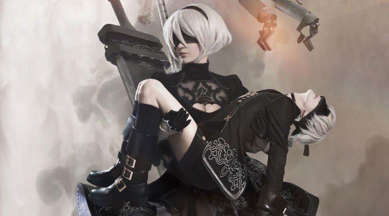 NieR: Automata cuenta con el cosplay más realista de su protagonista