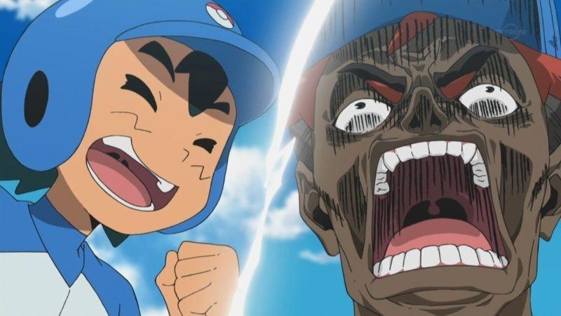 Pokémon: juegan al béisbol en el anime y el resultado es… peculiar
