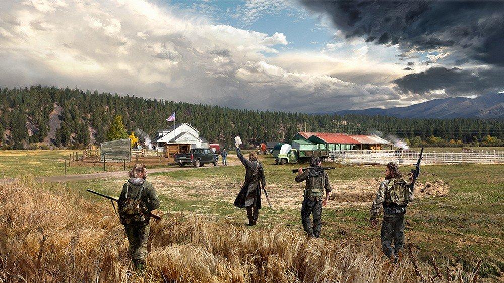 Far Cry 5: Ubisoft aclara por qué el juego tiene lugar en Estados Unidos