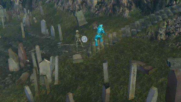 Dark Souls y Shovel Knight se unen gracias a un mod