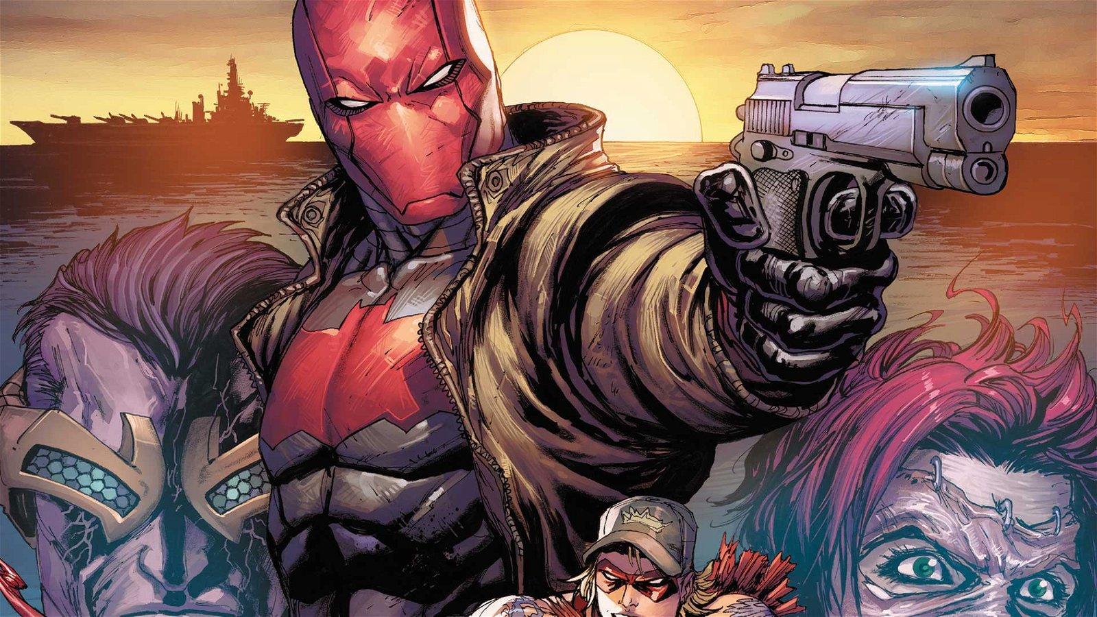 Injustice 2: Así será el estilo de combate de Red Hood