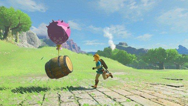 The Legend of Zelda: Breath of the Wild: Las localizaciones de sus nuevos cofres de bonificación
