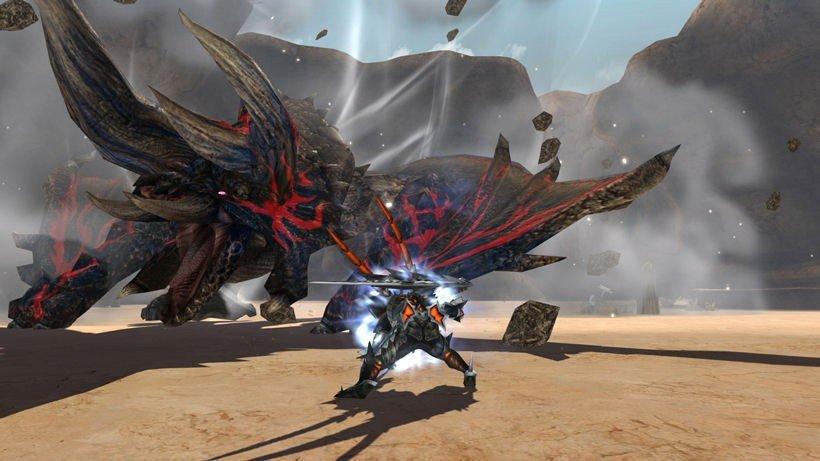 Monster Hunter XX presenta un extenso gameplay en Switch