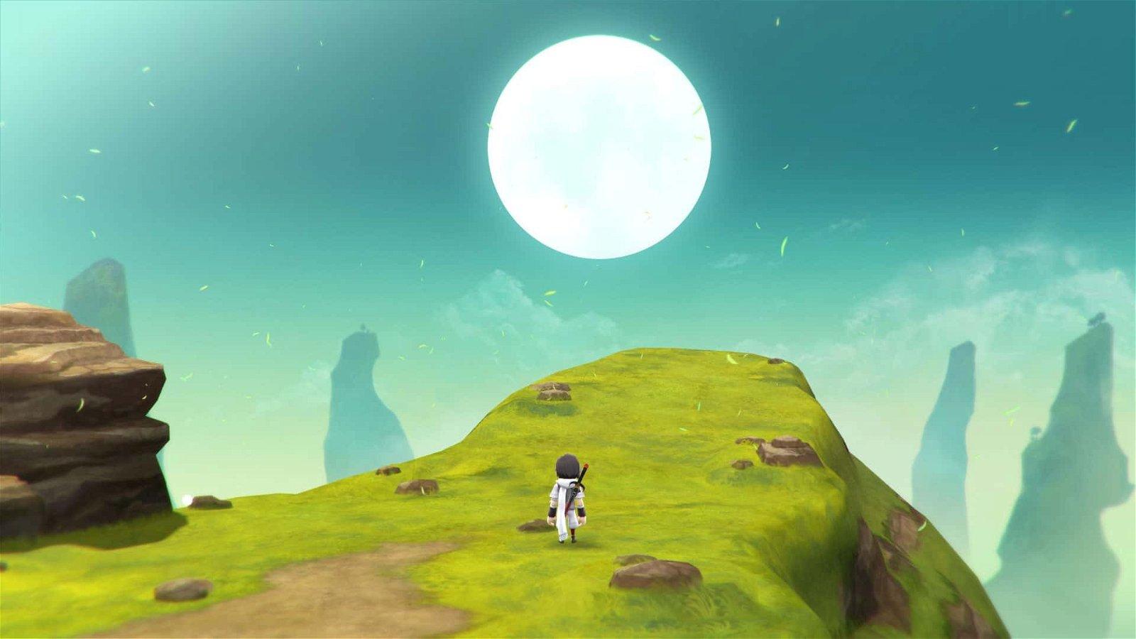 Square Enix anuncia un interesante RPG para PlayStation 4, Nintendo Switch y Steam