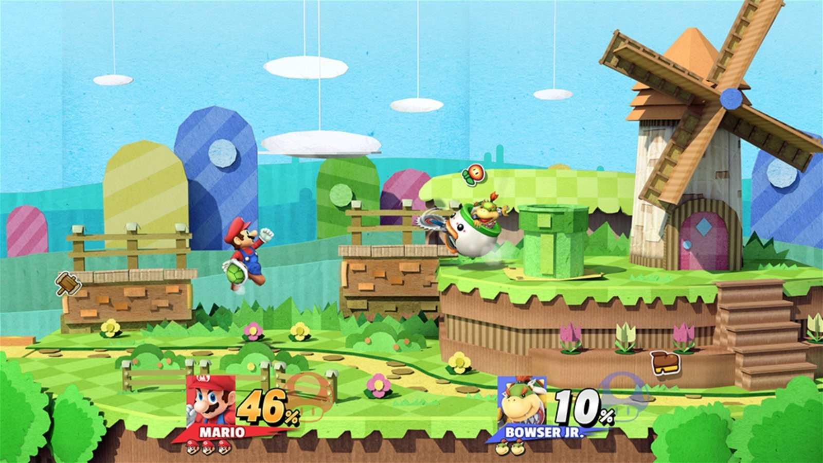 Super Smash Bros. habría filtrado sus primeras imágenes de su versión para Nintendo Switch