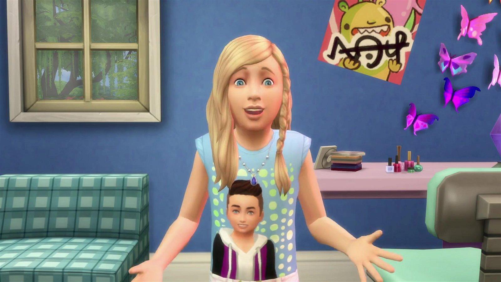 Los Sims 4: Los jóvenes se vuelve más realistas que nunca con la nueva actualización