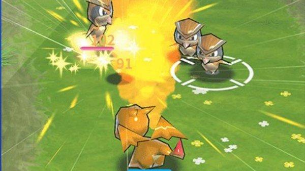 Anunciado PokéLand, nuevo juego de Pokémon para móviles