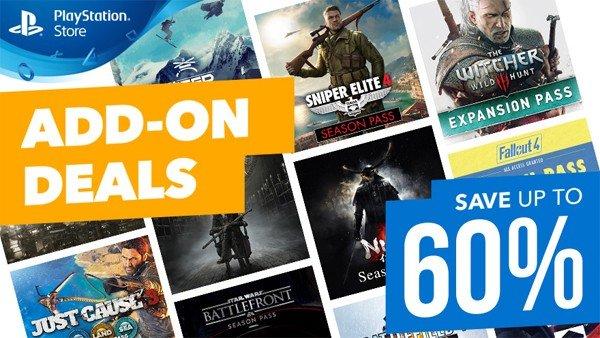 PlayStation Store presenta sus nuevas ofertas