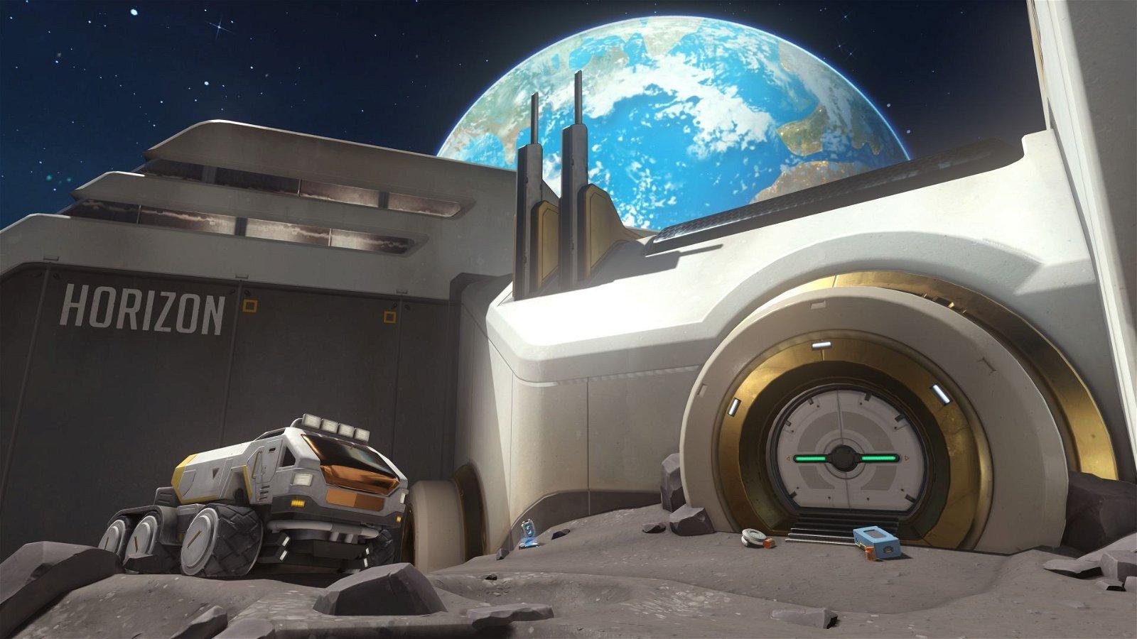Overwatch anuncia un nuevo mapa ubicado en la Luna