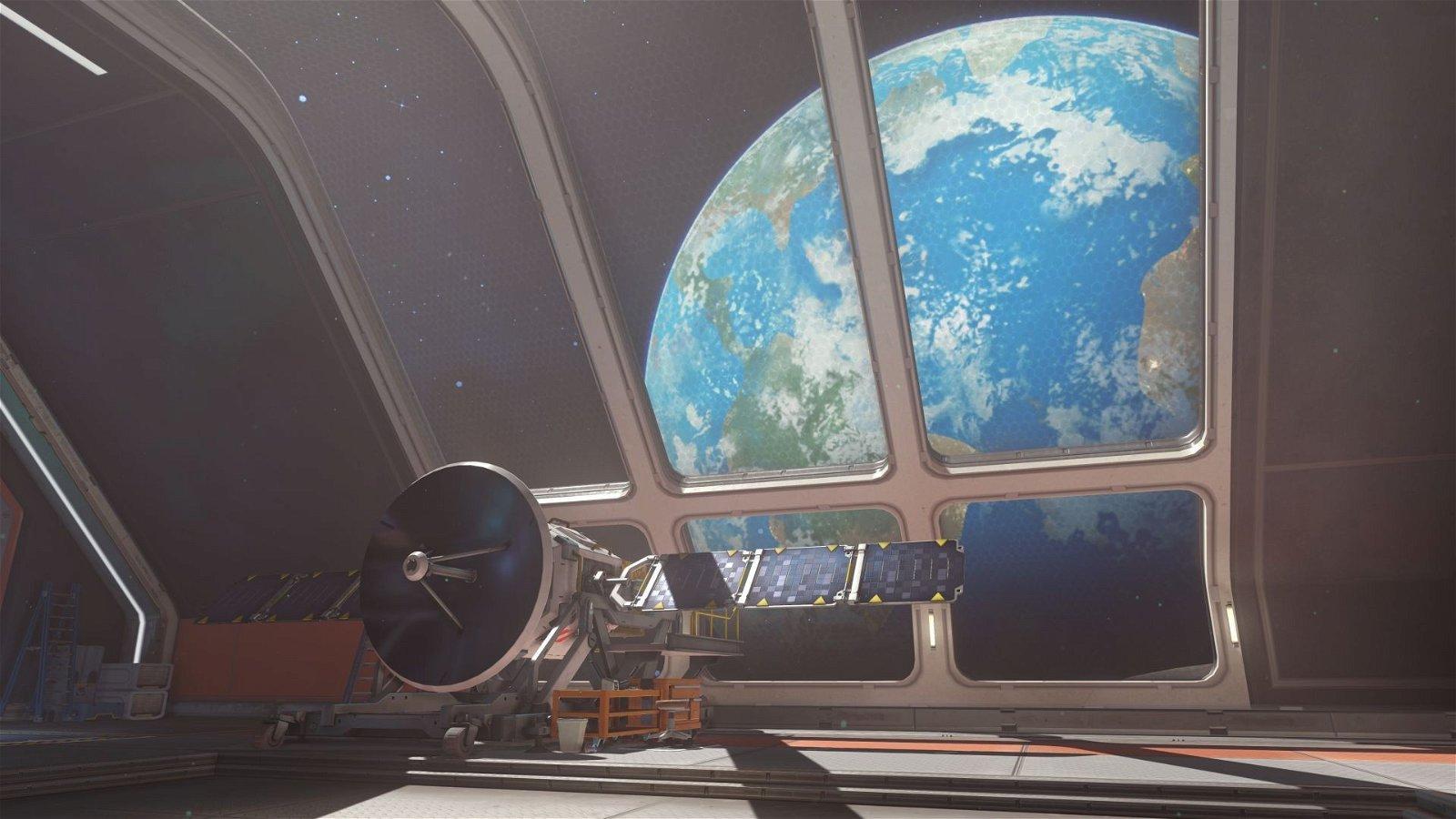 Overwatch se actualiza con la llegada del mapa Colonia Lunar