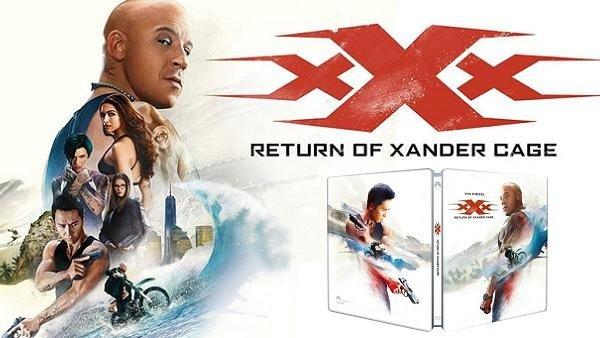 xXx: Reactivado: Análisis de la edición en Blu-ray steelbook