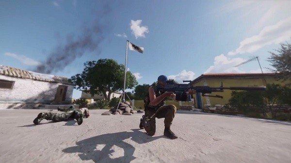 Los creadores de DayZ y Arma lanzan Argo, un nuevo shooter gratuito