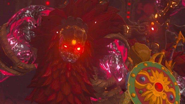 Nintendo explica la falta de voz de Ganon en The Legend of Zelda: Breath of the Wild