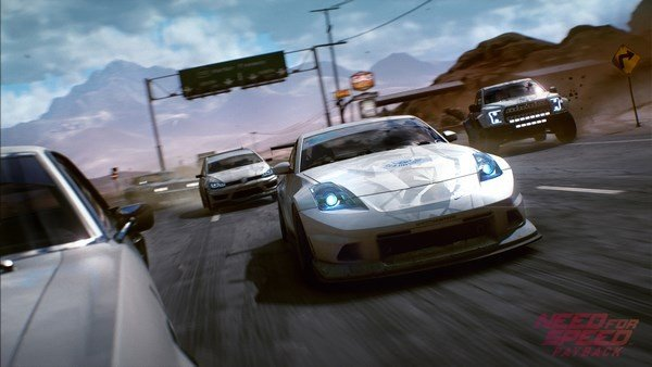 Need for Speed: Payback ofrece una comparación gráfica con Need for Speed: Rivals
