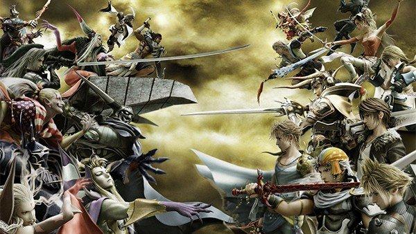 Final Fantasy: Un tren japonés lleva la banda sonora del juego en su hilo musical