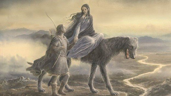 Se publica una novela de JRR Tolkien después de 100 años