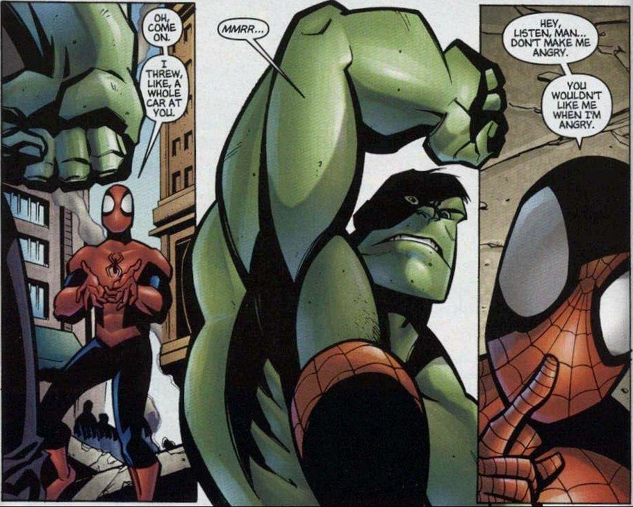 Dieciséis divertidos momentos de Spiderman que te encantará recordar