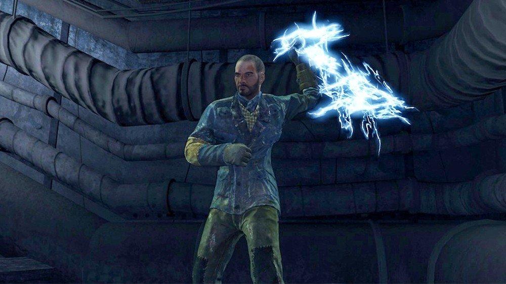 Fallout 4: Un mod añade superpoderes mutantes al juego
