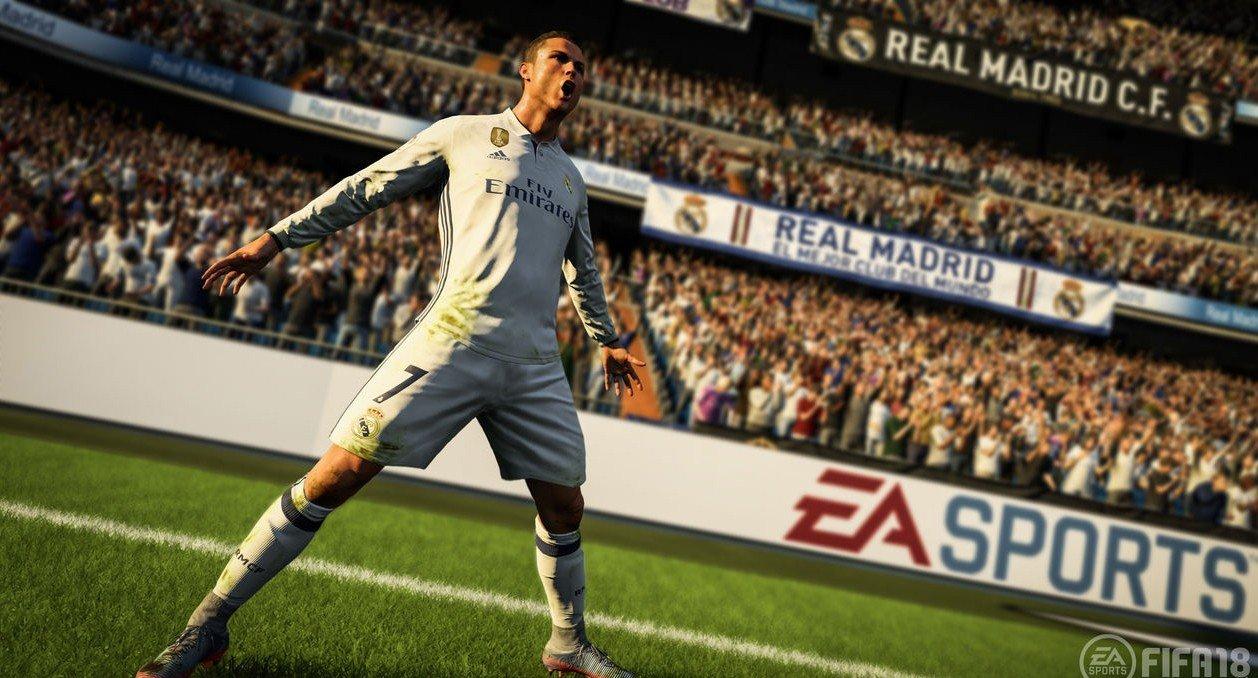 E3 2017 U-tad: Cristiano Ronaldo protagoniza el nuevo tráiler de FIFA 18